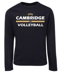 CHS Volleyball long sleeved top