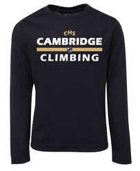 CHS Climbing long sleeved tee
