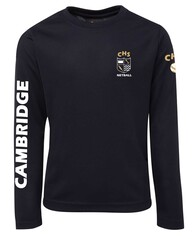 CHS - Netball long sleeved tee