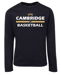 CHS Basketball long sleeved top