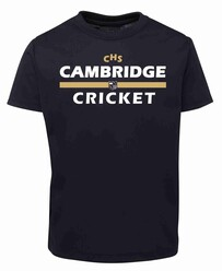 CHS Cricket Short sleeved tee