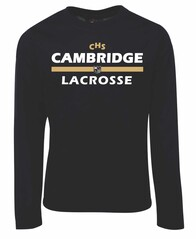 CHS Lacrosse long sleeved tee