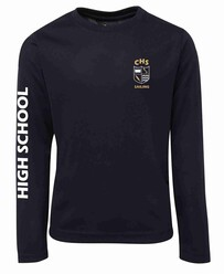 CHS Sailing Long Sleeved tee
