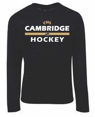 CHS Hockey long sleeved top