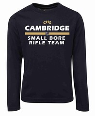 CHS Smallbore Rifle Team Long Sleeved tee