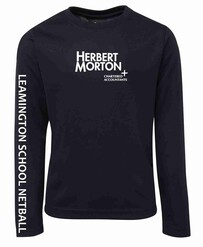 Leamington School Netball tee