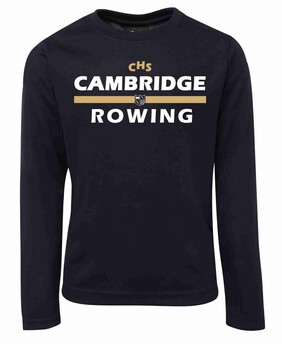 CHS - Rowing Long Sleeved Tee