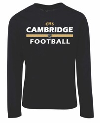 CHS Football long sleeved top